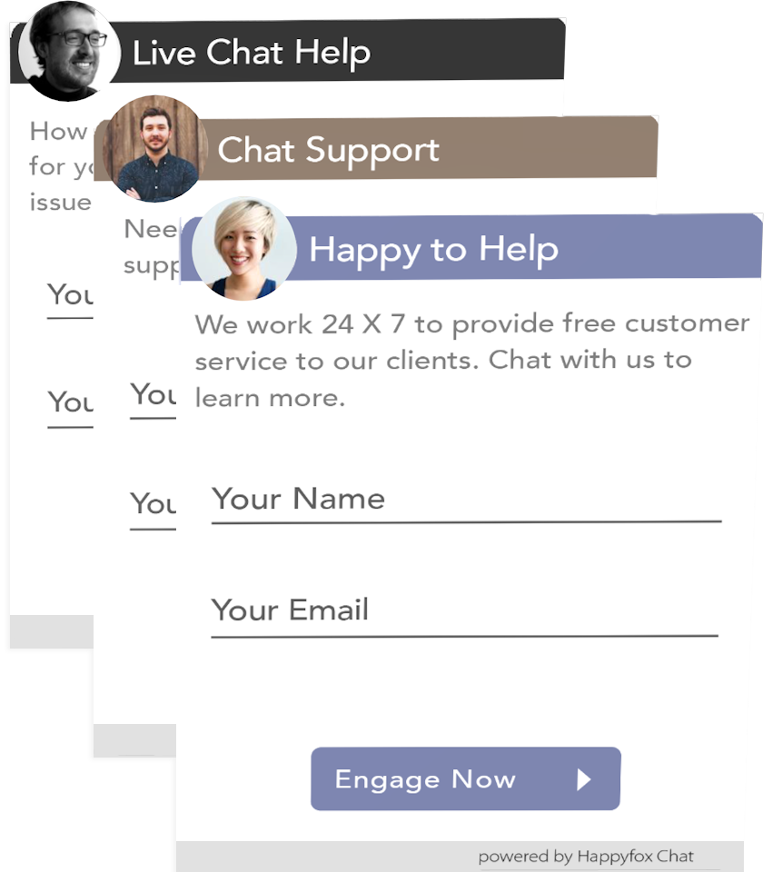 customize live chat plugin