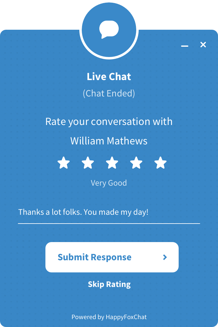Live chat software that brings your apps to every chat