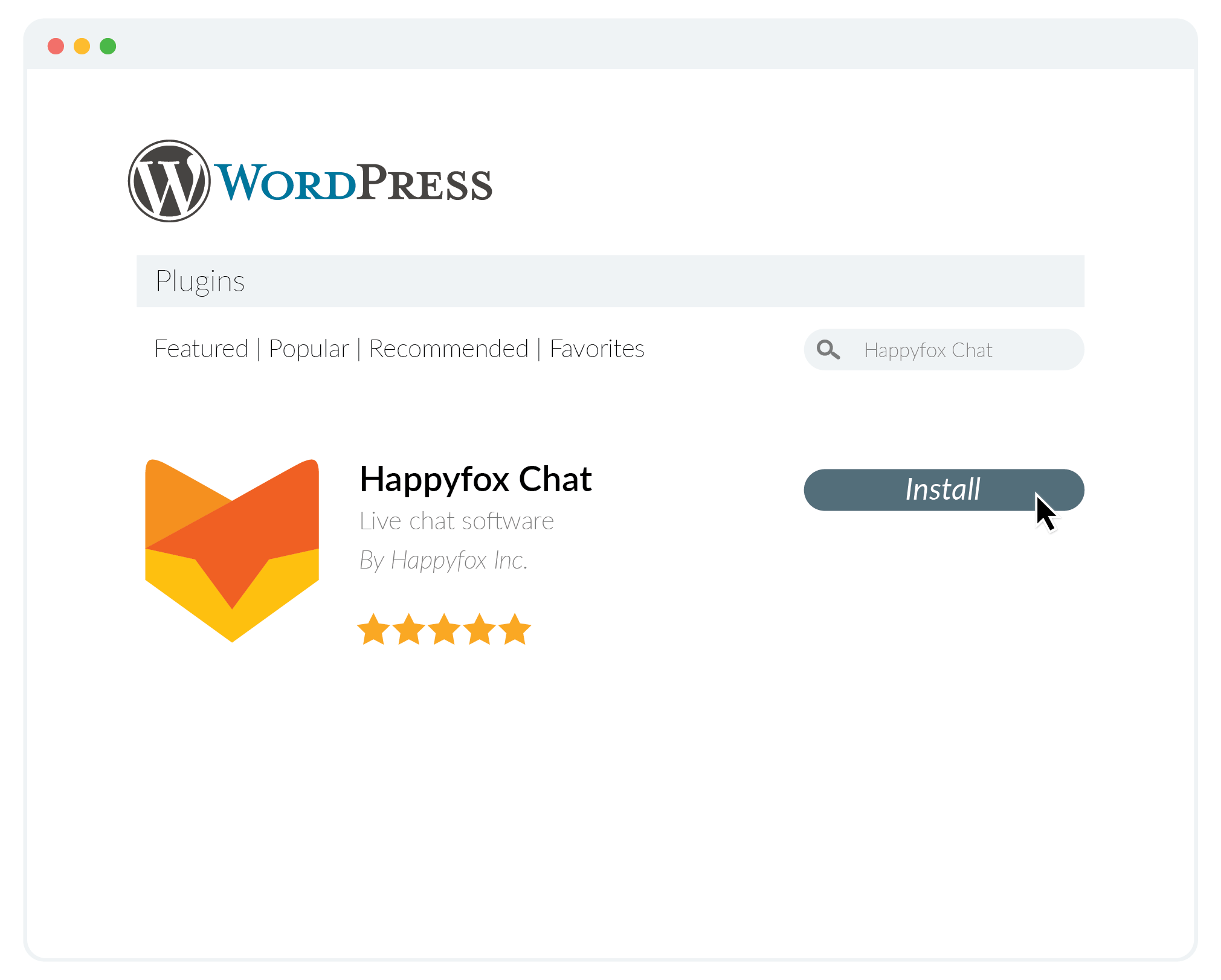 Wordpress Preview