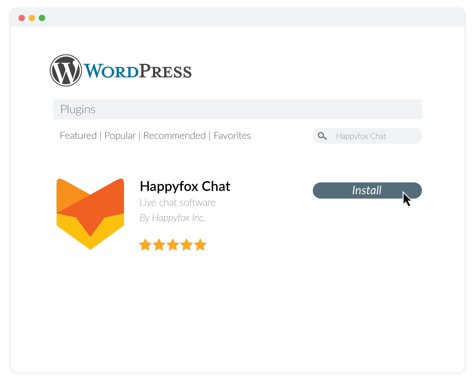 Wordpress Preview